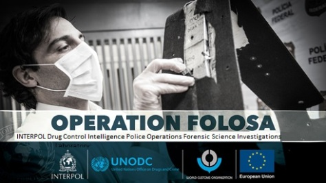 ™ International Police and Intelligence Force © all rights reserved - INTERPOL - Drug Control Operations Forensic Science Investigations