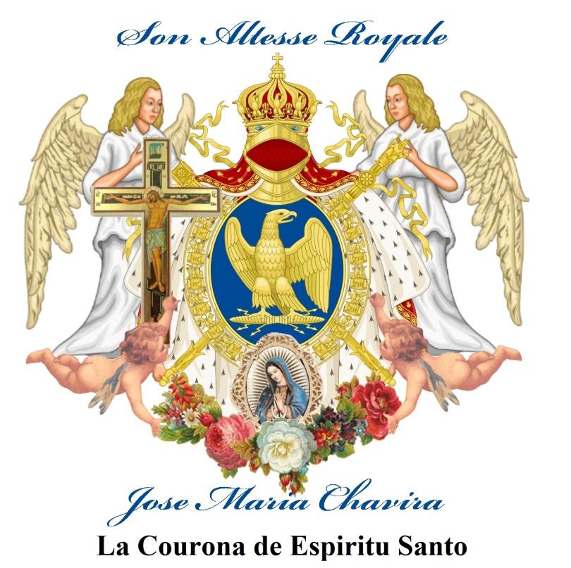 Aguilas Sanctus Impirius La Courona Imperial De Espiritu Santo Le
