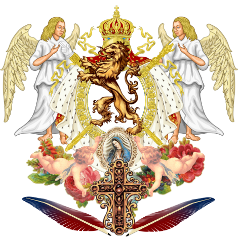 Officie - Nostro Sanctus Pater Blason Son Altesse Royal Jose Maria Chavira MS Adagio 1st Nome de Plume JC Angelcraft