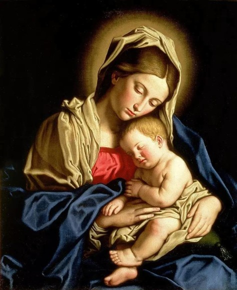 crown-museums-and-collections-madonna-and-child-giovanni-sassoferrato-oil-on-canvass